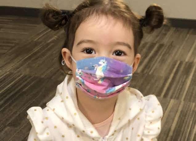 Toddler Mask Wearing in 10 Easy Steps!